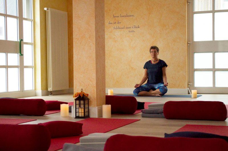 Yoga 4 Vita: Umkleideraum
