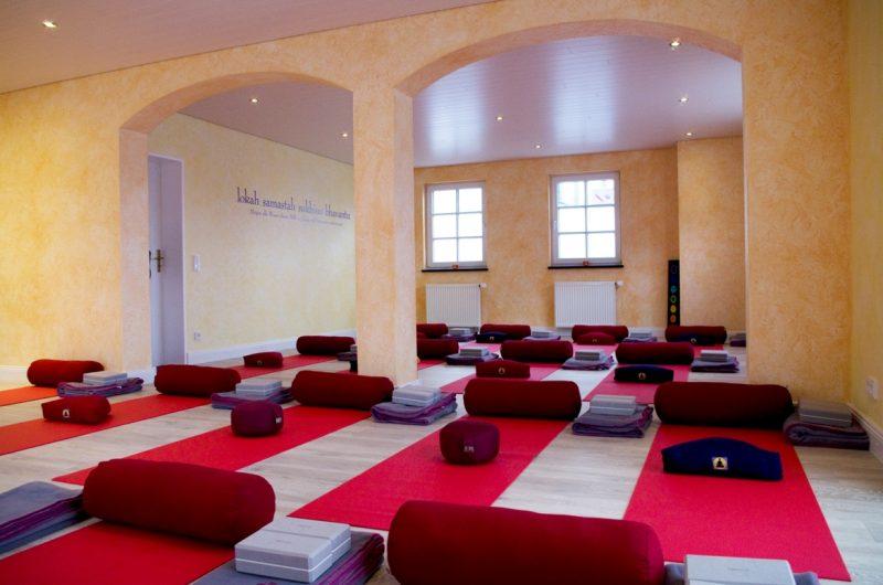 Yoga 4 Vita: Therapie- und Unterrichtsraum