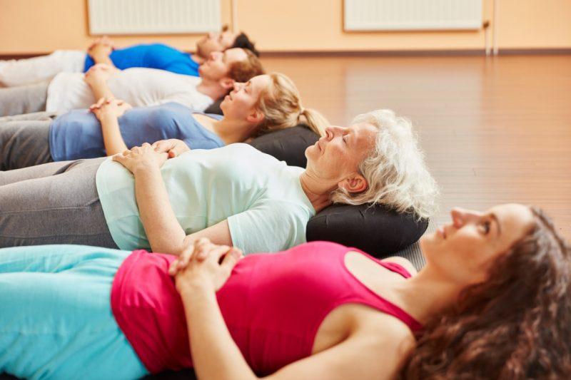 Yoga 4 Vita: Yogatherapie