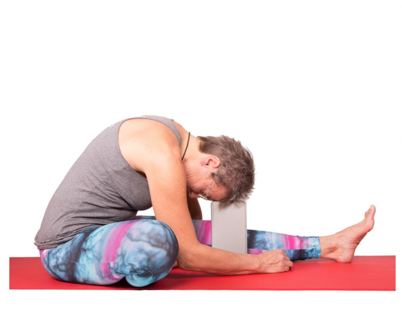 Eifel-Yoga-Therapie / Pose Yin Yoga