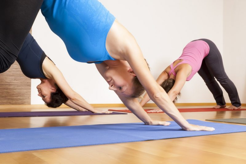 Yoga 4 Vita: Hatha Yoga Position